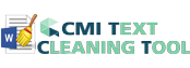 CMI_Text-Cleaning-tool