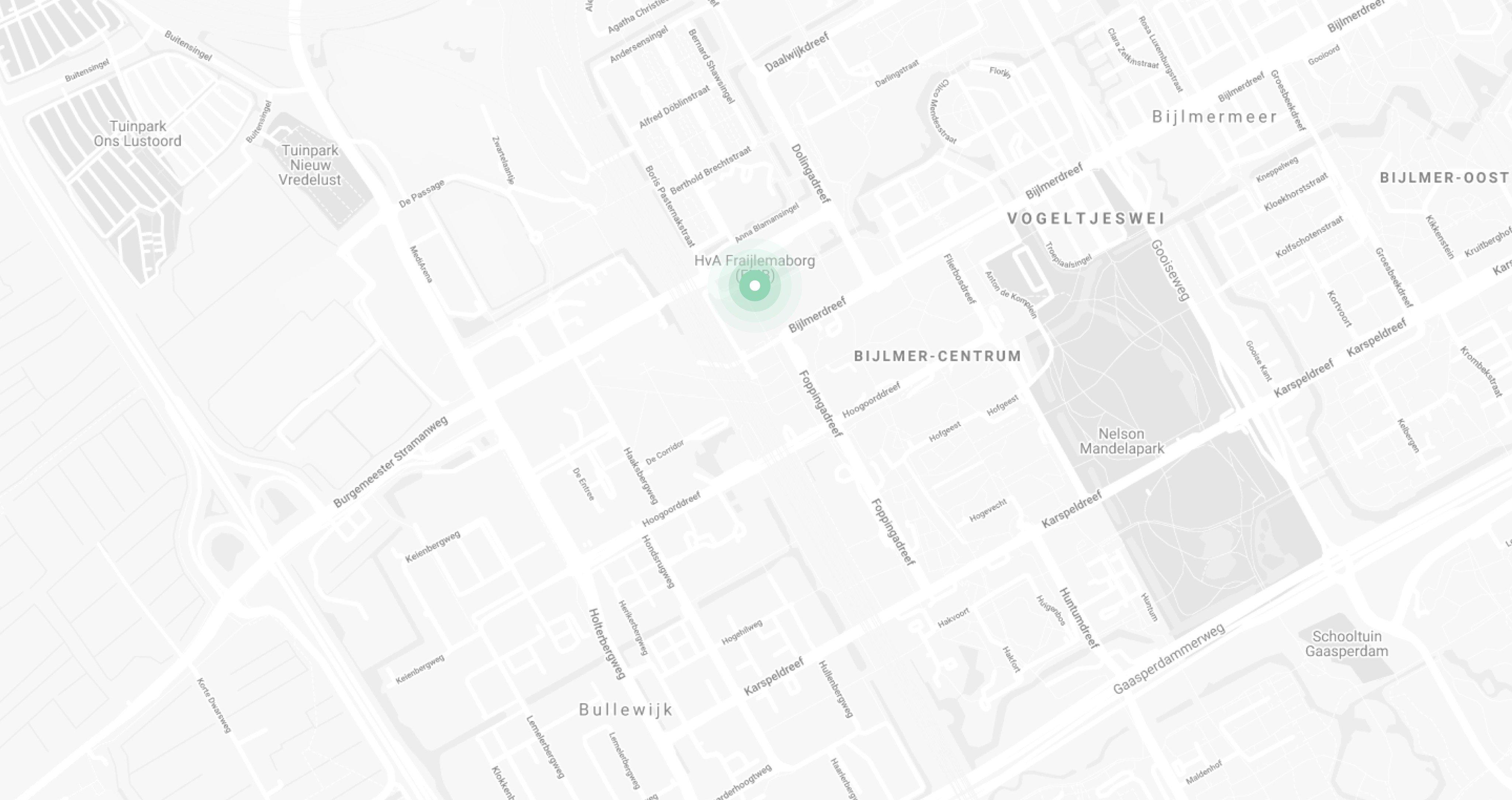Cmihva locatie op de kaart